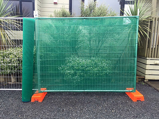 shade cloth 70 green