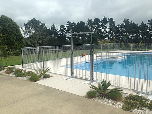 GHL Temp Fence Swimming Pool