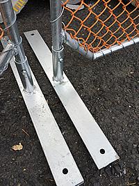Steel Feet